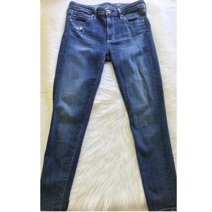 Ag Adriano Goldschmied Jeans - AG Adriano Goldschmied The Stevie Ankle Jean